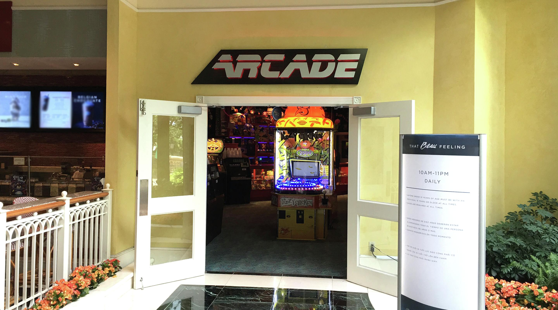 Arcade Beau Rivage Resort Casino