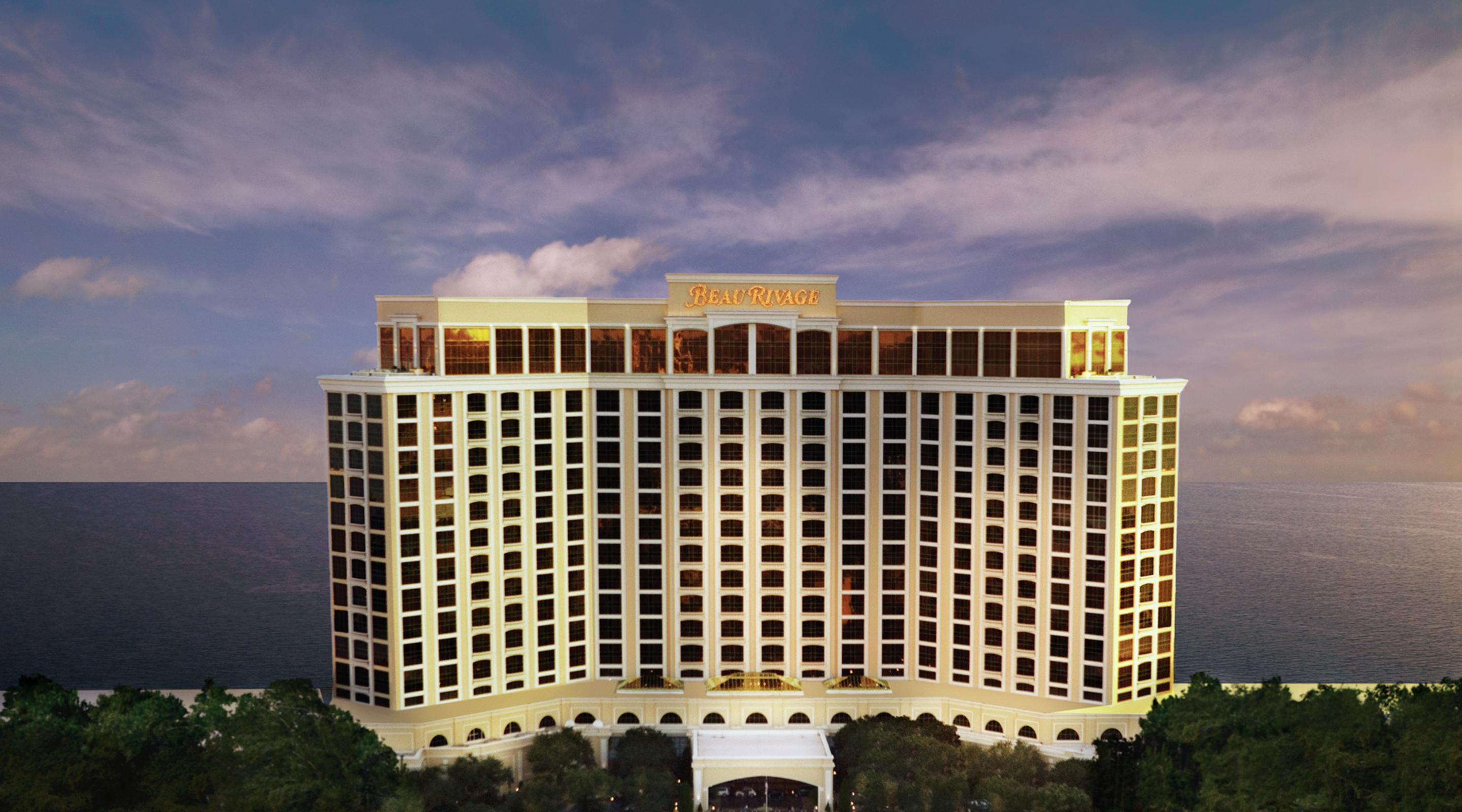Biloxi Casino Hotel Beau Rivage Resort Casino
